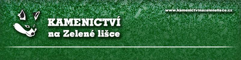 logo firmy KAMENICTVÍ NA ZELENÉ LIŠCE