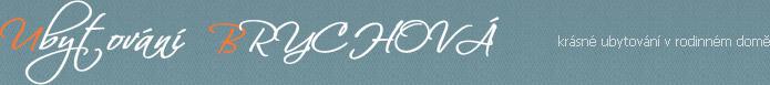 logo firmy Ubytování Brychová