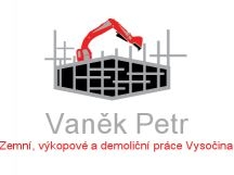 logo firmy Petr Vanìk