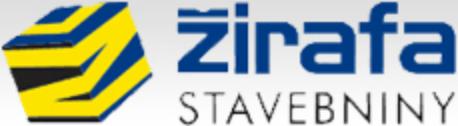 logo firmy Žirafa Stavebniny - Kladno