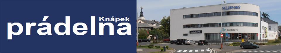 logo firmy KNÁPEK LUDÌK-PRÁDELNA