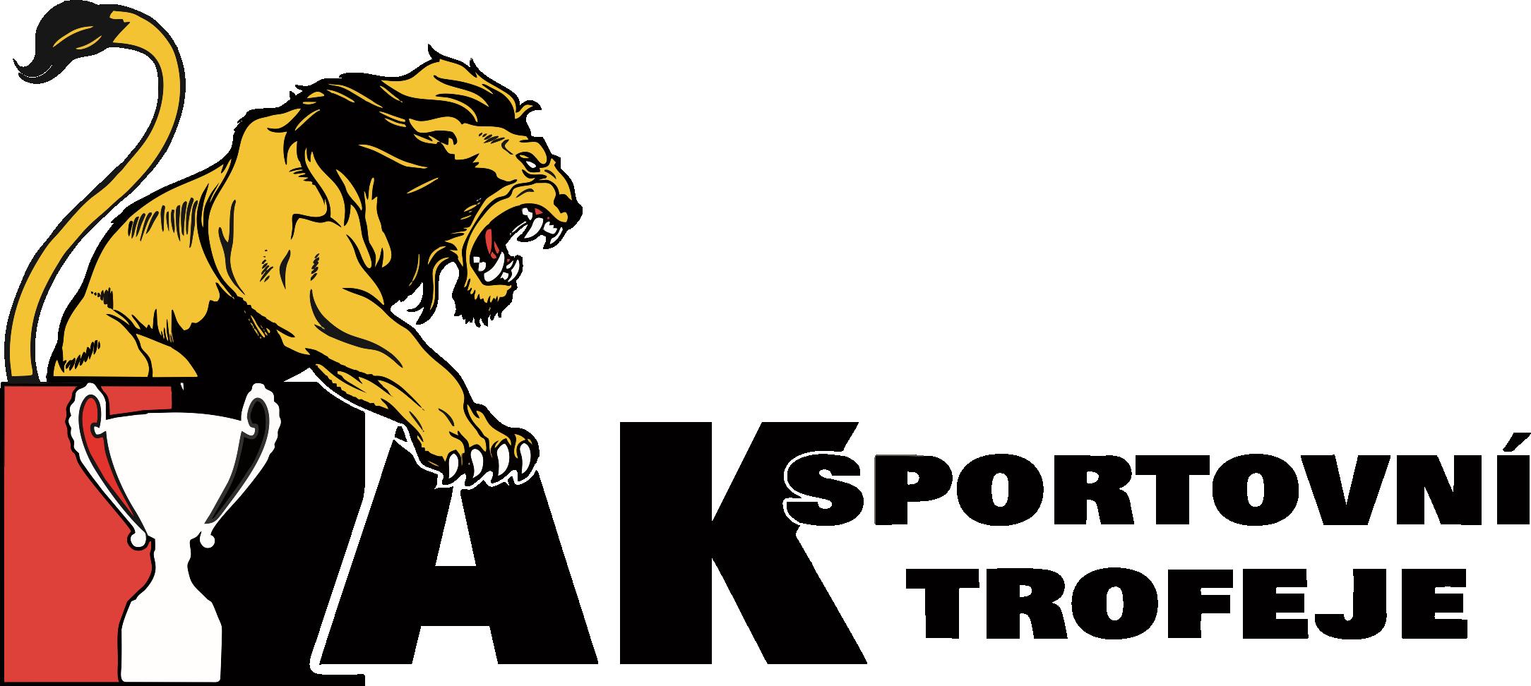 logo firmy AK sportovní trofeje