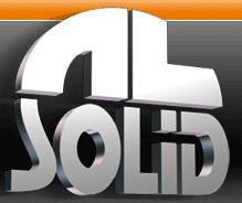 logo firmy AL-SOLID