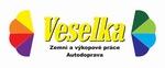 logo firmy Veselka zemní práce, autodoprava