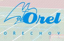 logo firmy Orel jednota Oøechov