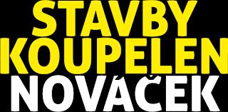logo firmy STAVBY KOUPELEN NOVÁÈEK