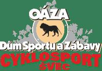 logo firmy Oáza-Dům Sportu a Zábavy Cyklosport Švec