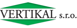 logo firmy VERTIKAL,s.r.o.