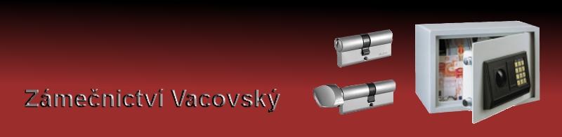 logo firmy Zámečnictví Vacovský