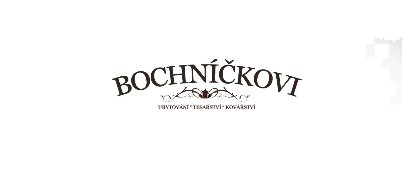 logo firmy Ukázková pøírodní zahrada Bochníèkovi