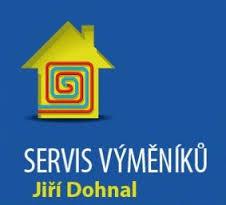 logo firmy Jiří Dohnal - Servis výměníků