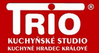 logo firmy  Trio kuchyňské studio