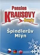 logo firmy Petr Bulva - pension KRAUSOVY BOUDY