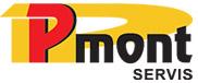 logo firmy Evžen Šlahora,  P-mont servis