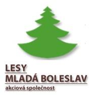 logo firmy Lesy Mladá Boleslav, a.s.