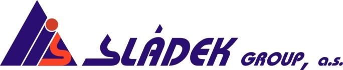 logo firmy SLÁDEK GROUP