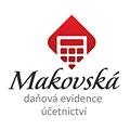 logo firmy Jana Makovská - Daòová evidence