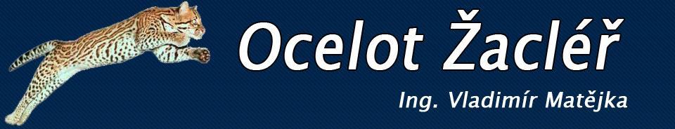 logo firmy Ocelot Ing. Vladimír Matějka