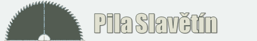 logo firmy TLÁSKAL PETR-PILA SLAVÌTÍN