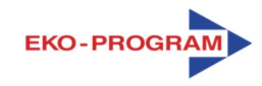 logo firmy EKO PROGRAM