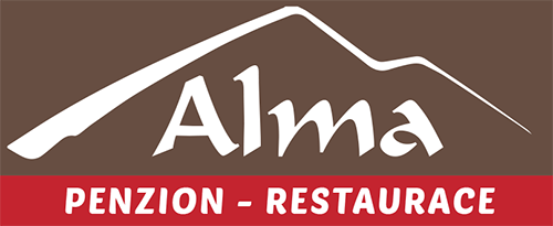 logo firmy Penzion Alma