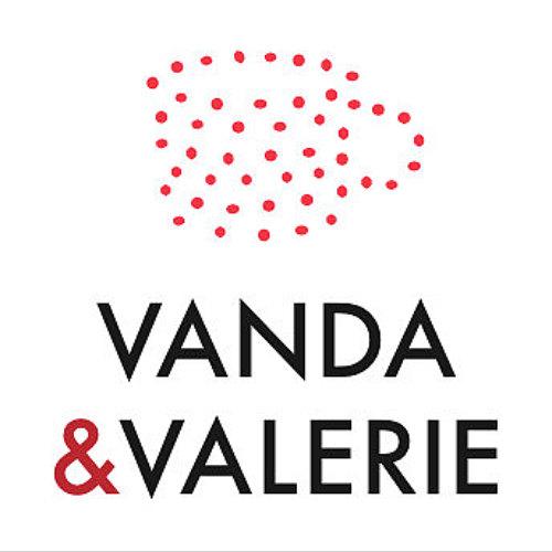 logo firmy Vanda & Valerie