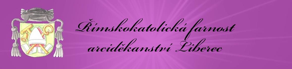 logo firmy ��mskokatolick� farnost - arcid�kanstv� Liberec