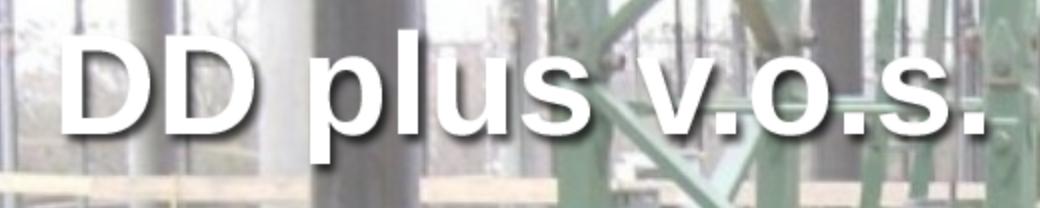 logo firmy DD plus v.o.s.