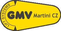 logo firmy GMV Martini CZ, s.r.o.