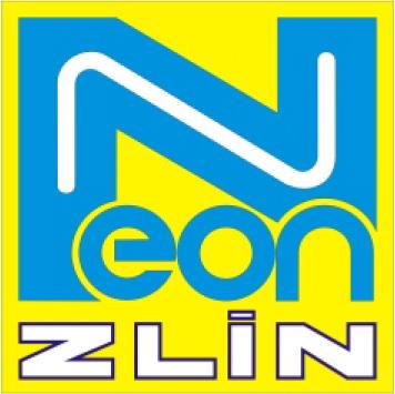 logo firmy NEON ZLÍN