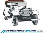 logo firmy Autoservis Mika s.r.o.