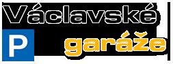 logo firmy Václavské garáže, s.r.o.