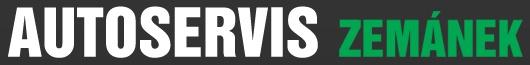 logo firmy Autoservis Zemánek