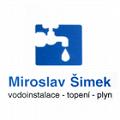 logo firmy Miroslav Šimek - Instalatér