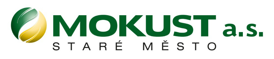 logo firmy MOKUST a.s.