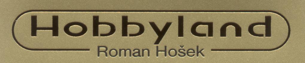 logo firmy HOBBYLAND - počítače na zakázku