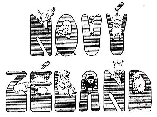 logo firmy Nový Zéland - Ing. Èížek Vladimír