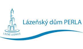 logo firmy Láznì Lednice - Lázeòský dùm Perla