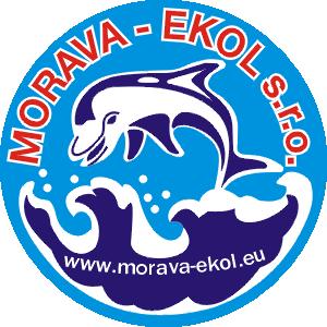 logo firmy MORAVA-EKOL