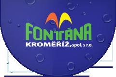 logo firmy FONTÁNA Kroměříž, spol. s r.o.