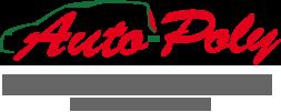 logo firmy Auto - Poly spol. s r.o.