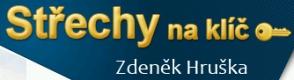 logo firmy Střechy na klíč - Zdeněk Hruška