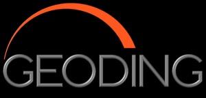 logo firmy Geoding, geodézie Pardubice, s.r.o.
