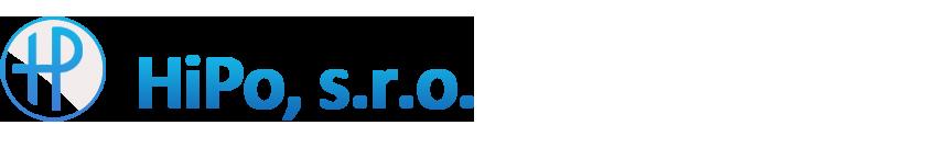 logo firmy HiPo, s.r.o.