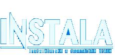 logo firmy INSTALA