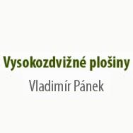 logo firmy Vysokozdvižné plošiny - Vladimír Pánek