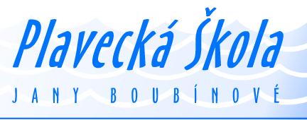 logo firmy PLAVECKÁ ŠKOLA JANY BOUBÍNOVÉ
