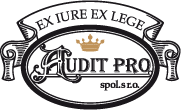 logo firmy Audit Pro  spol. s r.o.