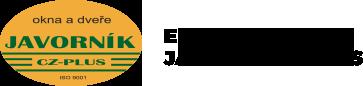 logo firmy JAVORNÍK CZ PLUS - Eurookna