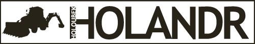 logo firmy Holandr - Holoubek Libor